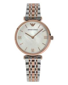 291714d7353 Rose Gold Watches, Stainless Steel Bracelet, Emporio Armani, Giorgio Armani,  Armani Watches