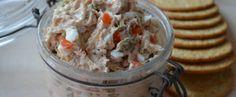 Pasta de atum light e fácil