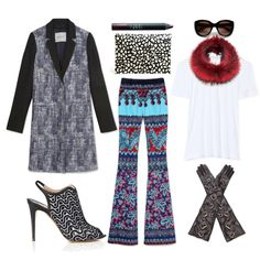 """""""M'O Chic for Fashion Week"""" by modaoperandi on Polyvore"""