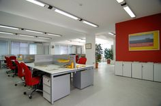 DHL GLOBAL FORWARDING OFFICE – mimaristudio
