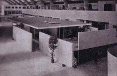 Berlin Building Exhibition 1931|Mies van der Rohe