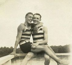 #vintage #gay #family