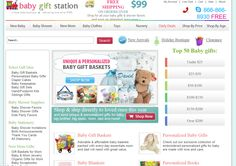 Baby Gift Station