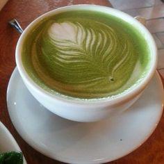 Mint Split Latte  | The Chocolate Room | Pune
