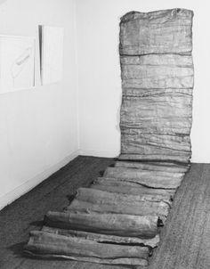 Cave to Canvas, Area - Eva Hesse, 1968 Eva Hesse, Land Art, Robert Morris, Giuseppe Penone, Bokashi, Process Art, Textile Artists, Soft Sculpture, Conceptual Art
