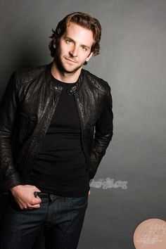 Bradley Cooper... This is definitely one of my favorite pictures