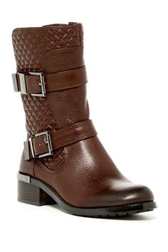 Welton Quilted Boot by Vince Camuto on @nordstrom_rack