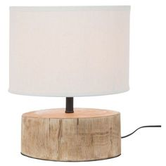 Tafellamp hera naturel Kwantum