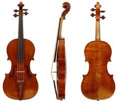1721 Lady Blunt, Antonio Stradivari