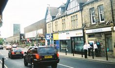 Headingley, Leeds. Will always hold a sentimental place in my heart. Where I really grew up.