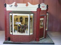 Mushnik's Florist, Based on the flower shop from the movie Little Shop of Horrors starring Rick Moranis, Left side.