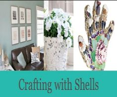 Crafting with Shells http://www.parentinghub.co.za/?p=3725