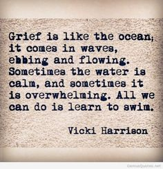 Trying to avoid feelings of sadness and loss only prolongs the grieving process. Unresolved grief can also lead to complications such as depression, anxiety, substance abuse, and health problems&#8…