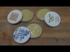 I like to have my favorite essential oils and fragrances into my handbag. Solid perfume is a nice way to have them with me. So, this video presents how to ma. Beauty Tips, Beauty Hacks, Decorative Plates, Youtube, Beauty Tricks, Beauty Secrets, Youtubers, Youtube Movies