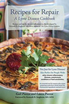 Lyme Disease Cookbook!  (Be still my heart.)