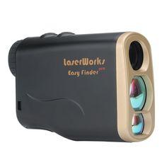 LaserWorks LW1000 Pro Golf Rangefinder