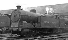 BR (LNER) (GCR)  Robinson S1 class  0-8-4T