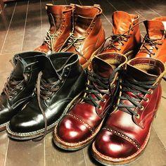 昨日の連休最終日はまったりブーツのメンテ。 残りはまた今度…笑 #ホワイツ #スモークジャンパー #レザー #whitesboots #経年変化 #エイジング #手入れ #ブーツ #boots #デニム #joemccoy #mccoy #ジーンズ #whites #leather #smokejumper #workboots #アメカジ #セミドレス