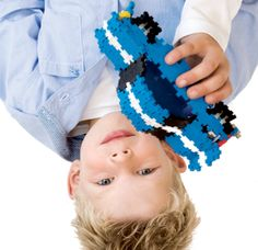 Plus-Plus® develops the imagination and creativity of children and appeals evenly to boys and girls predominantly within the ages 3 to 12 years. Once Plus-Plus® has been tried out it becomes a kid´s favourite. Many hours of intensive play.