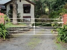 Cast Joint Farm Gate