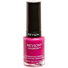 This is actually the best nail polish ever! I love the consistency and the color.