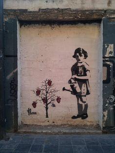 grafitti. @designerwallace