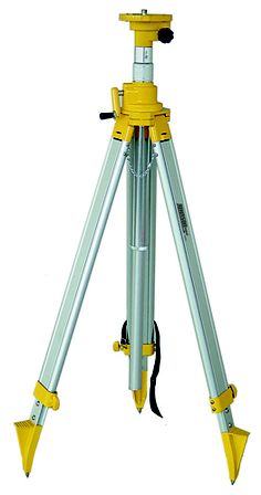 Johnson Level 40-6330 Heavy Duty Elevating Tripod