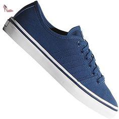 adidas Herren Varial Mid Skateboardschuhe, weiß, 40 23 EU