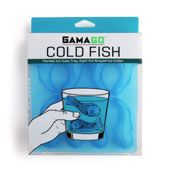Fun Funny Friday: Stay cool this weekend with fish ice cubes. $8.95 @ http://diggitygifts.com/