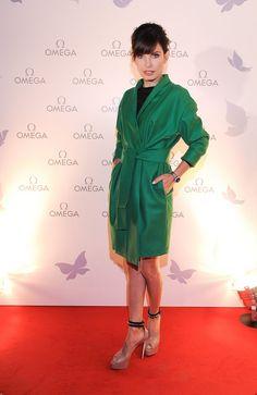 Czy Agnieszka Dygant ma krzywe nogi?