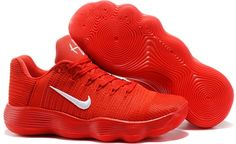 """05d1d97b9fbb Buy Nike React Hyperdunk 2017 Low Flyknit """"University Red"""" New Year Deals  from Reliable Nike React Hyperdunk 2017 Low Flyknit """"University Red"""" New  Year ..."""