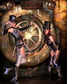 Image Search Results for steampunk art