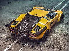 The art of banking is always to balance the risk of a run with the reward of a profit - Lamborghini Countach Supercars, Carros Lamborghini, Ferrari 458, Lamborghini Aventador, Maserati, Sexy Autos, Bmw Classic Cars, Sweet Cars, Modified Cars