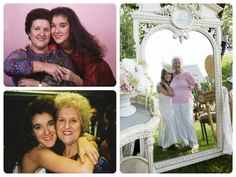 Celine Dion's mother Thérèse Dion celebrates her 88th birthday today! Happy Birthday Maman Dion!