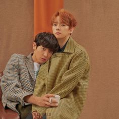 #ChanBaek #winter