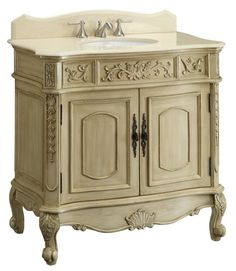 Belleville 36 Inch Vanity CF35579   Chans Furniture