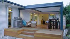 Rebuilding your home - watch this Auckland family entirely transform their house. KiwiLiving.nz