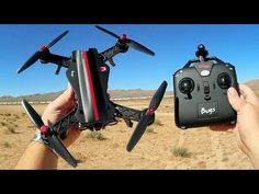 MJX Bugs 8 FPV Drone Pedal to the Metal Flight Test Review