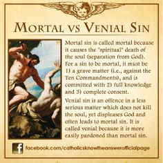 No intent, no consent = No sin No intent, some consent = Venial sin. No intent, full consent= Mortal sin. Catholic Theology, Catholic Catechism, Catholic Religion, Catholic Quotes, Catholic Prayers, Catholic Saints, Religious Quotes, Mantra, Catholic Answers
