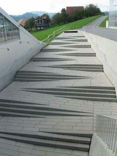 Ramp architecture