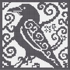 WitchWolfWeb Creations: raven