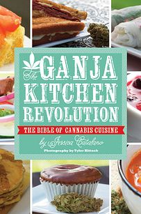 Most of the recipes mentioned in this post were reprinted with permission from the following three cookbooks. For more great recipes you can order them online. | 17 Marijuana Snacks To Eat During The Stoner Bowl