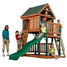 Design 3 Ready-To-Assemble Play Set