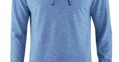 """Mit dem herrlich leichten Hanfhoody """"Nick Pullover, Hoodies, Yoga Pants, Sweaters, Fashion, Hemp Fabric, Textiles, Cotton, Gowns"""