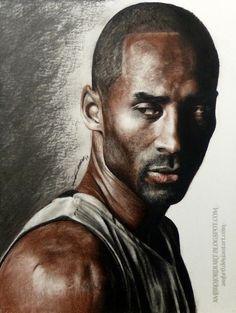 Kobe Bryant Kobe Timelapse Portrait