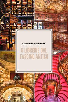 6 librerie o biblioteche dal fascino antico Broadway Shows, Movie Posters, Film Poster, Billboard, Film Posters