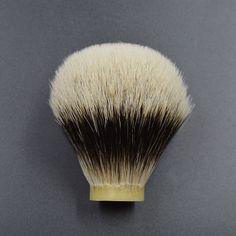 21.50$  Watch now - http://alifjv.shopchina.info/go.php?t=32804051392 -  beard shaving brush knot head two band badger hair beard brush head  25/67mm   #buyonlinewebsite