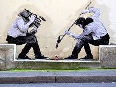 Image result for street art paris levalet