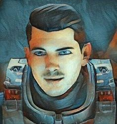 Mass Effect-Scott Ryder