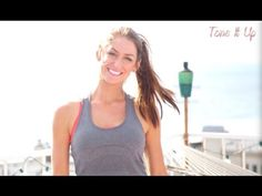 3 Moves for Sexy Sculpted Shoulders~ tone and tighten your arms with this short routine :)